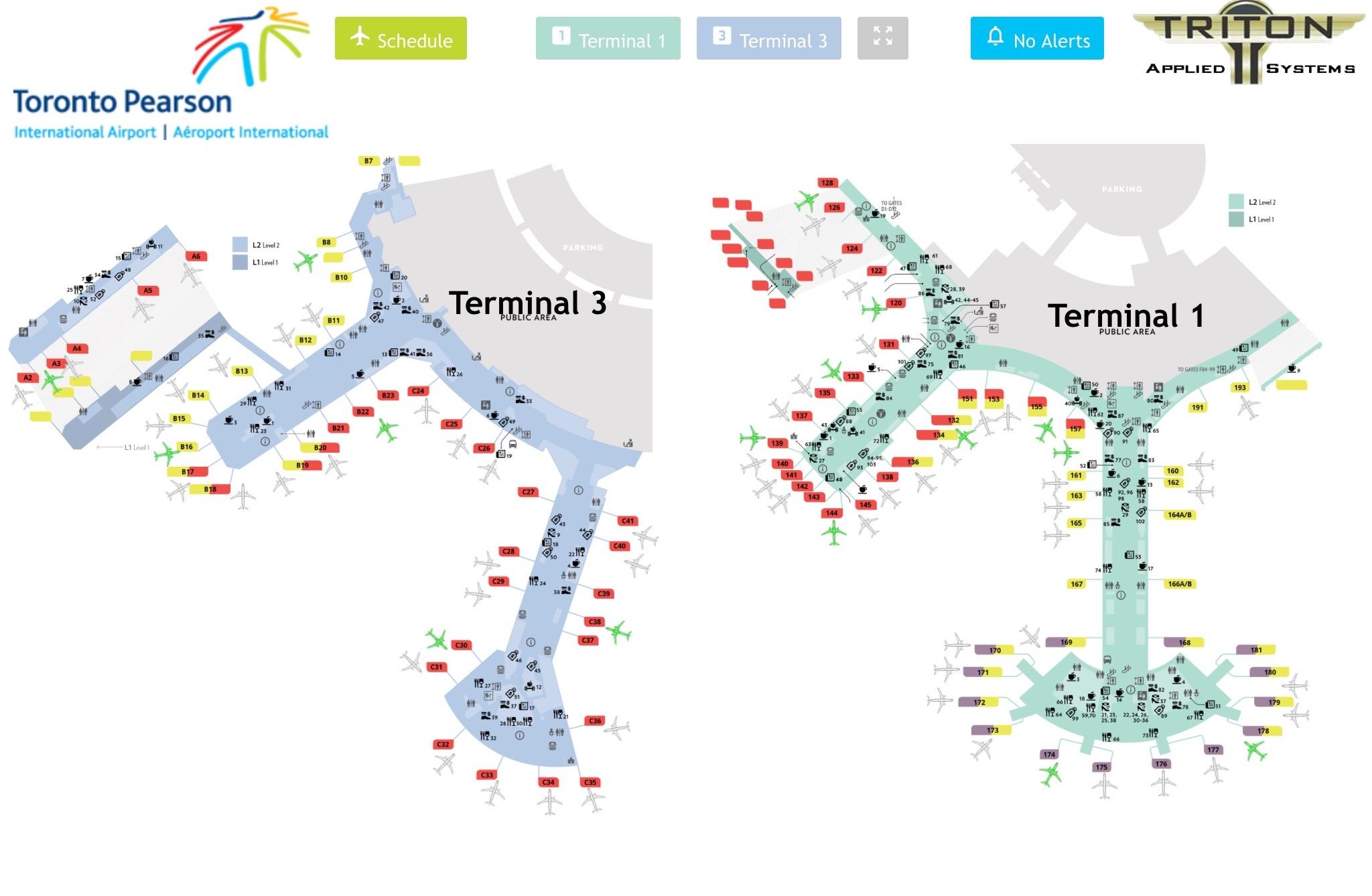 Triton Airport Systems